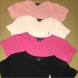 Ralph Lauren Polo Shirt Bundle
